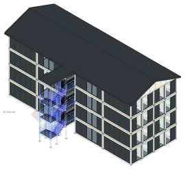 3D-Front View