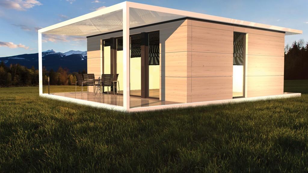 conhouse modular smarthomes. Black Bedroom Furniture Sets. Home Design Ideas