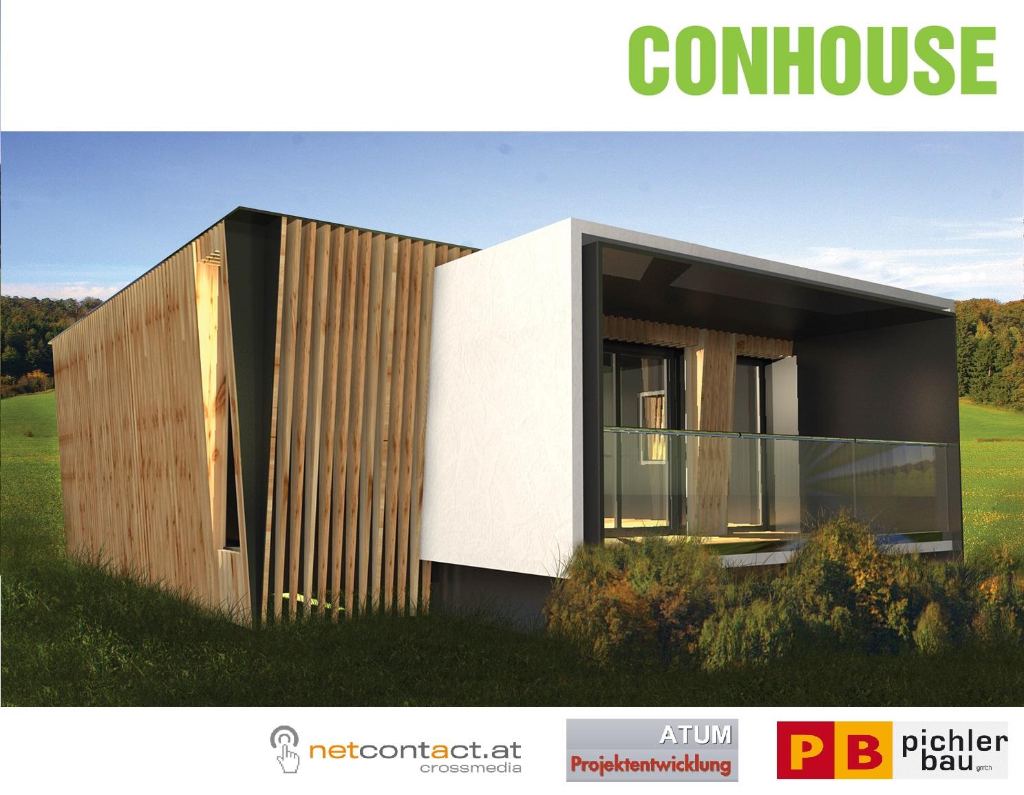 Minih user mit maxi design conhouse for Mini wohnhaus