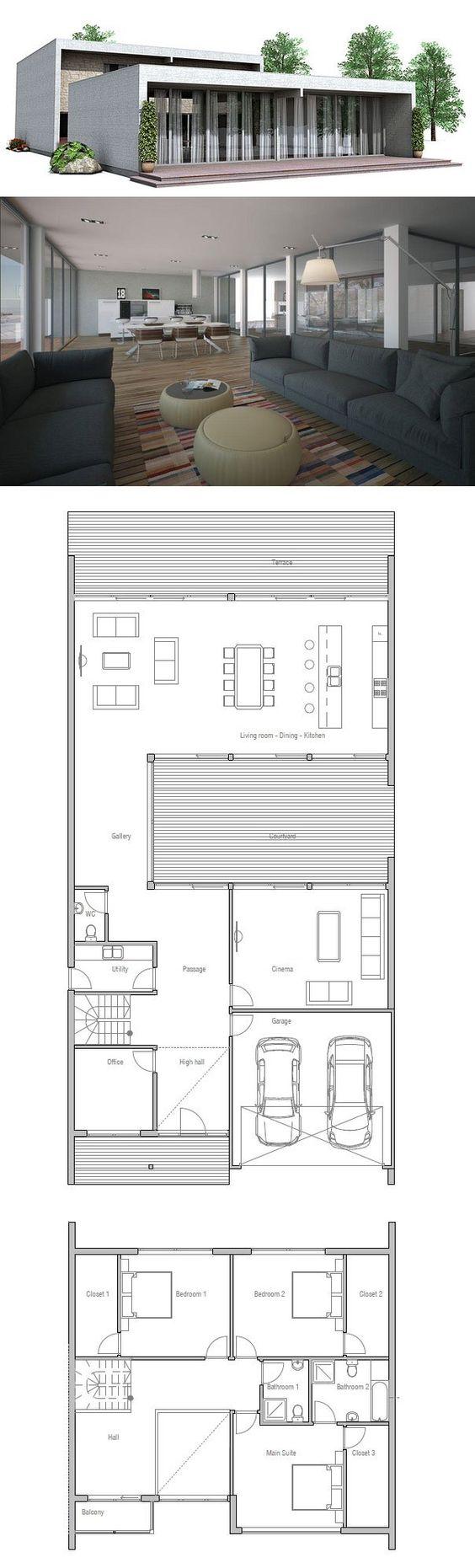 spektakul re h user conhouse. Black Bedroom Furniture Sets. Home Design Ideas