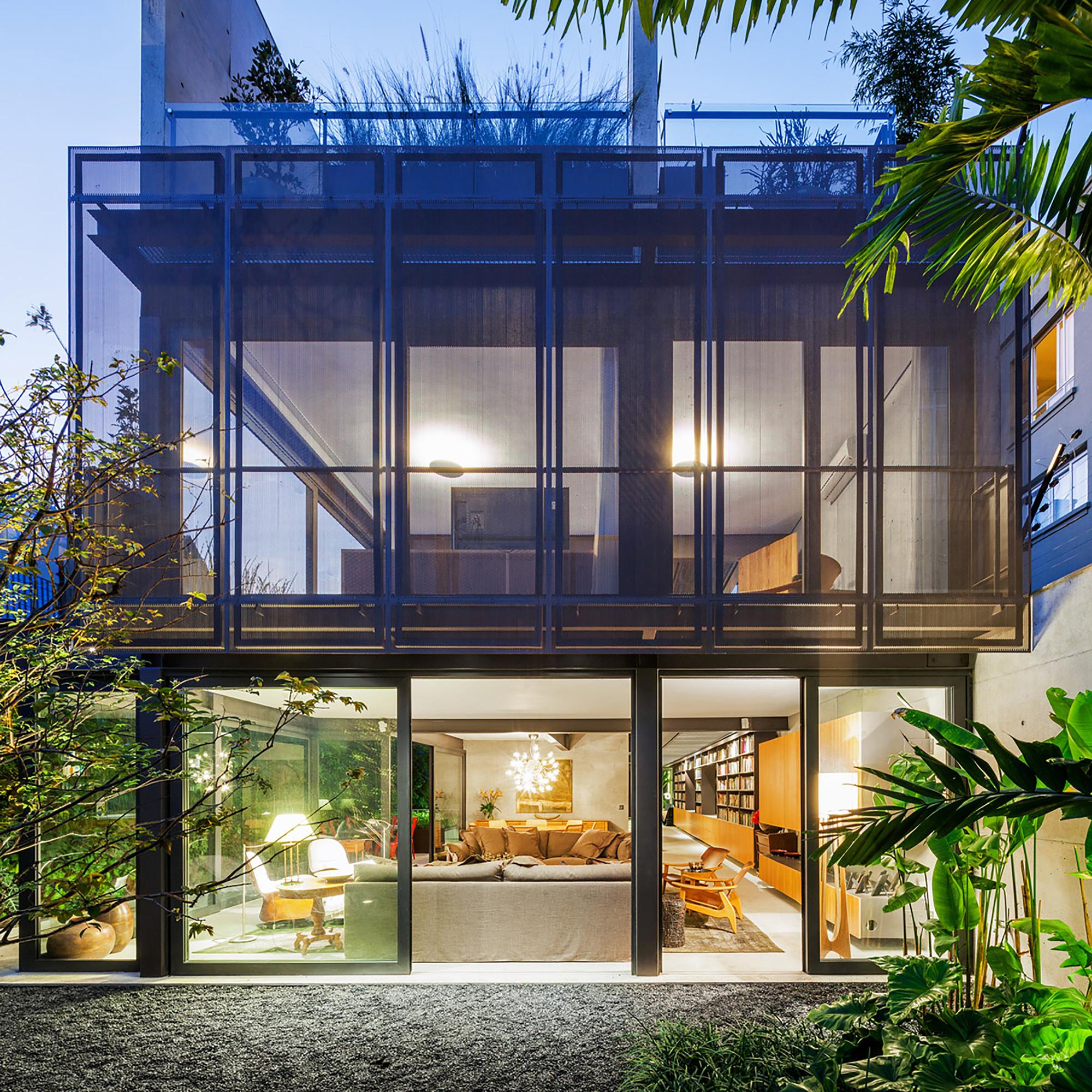 Jardim Paulistano House / GrupoSP