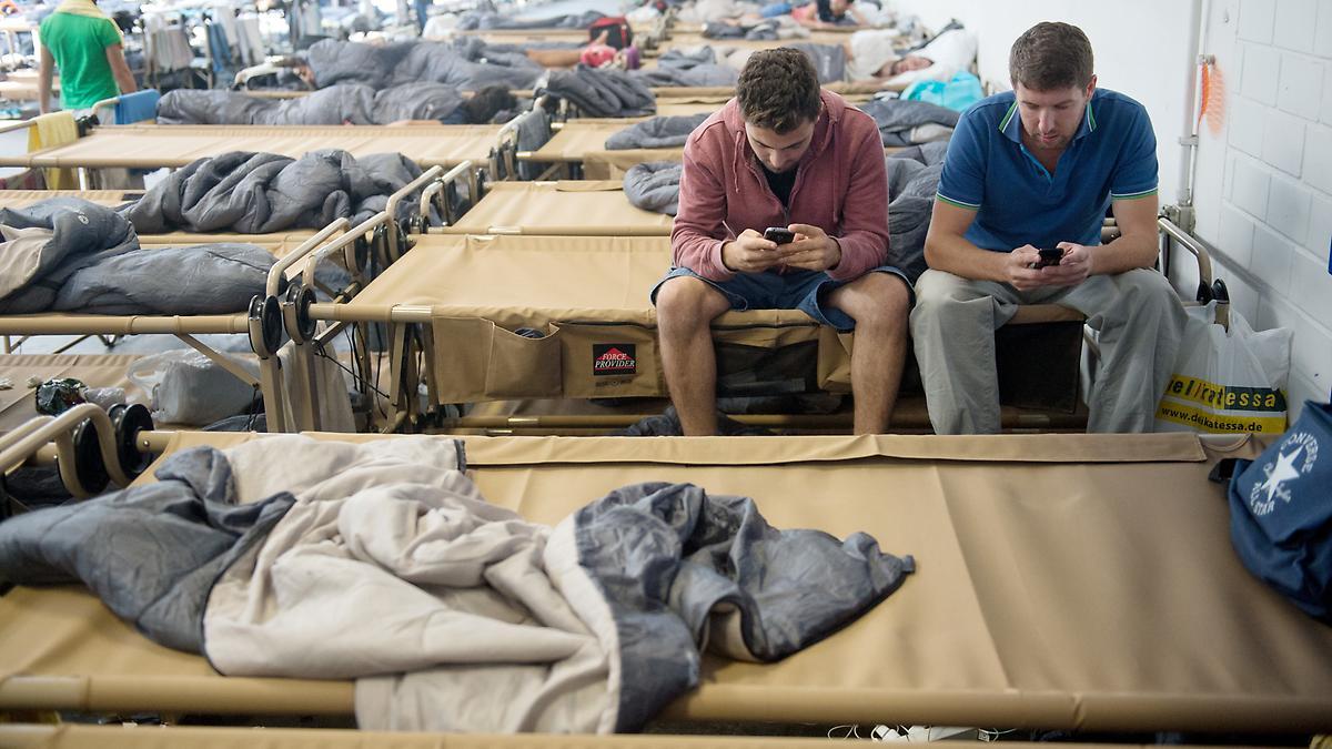 Leben in Saus und Braus?: So viel bekommt ein Flüchtling wirklich
