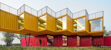 office-container-stack-pavilion