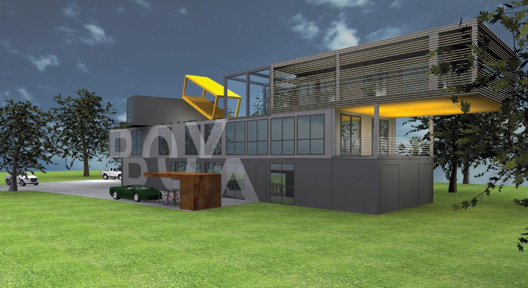 Conhouse Modular Smarthomes