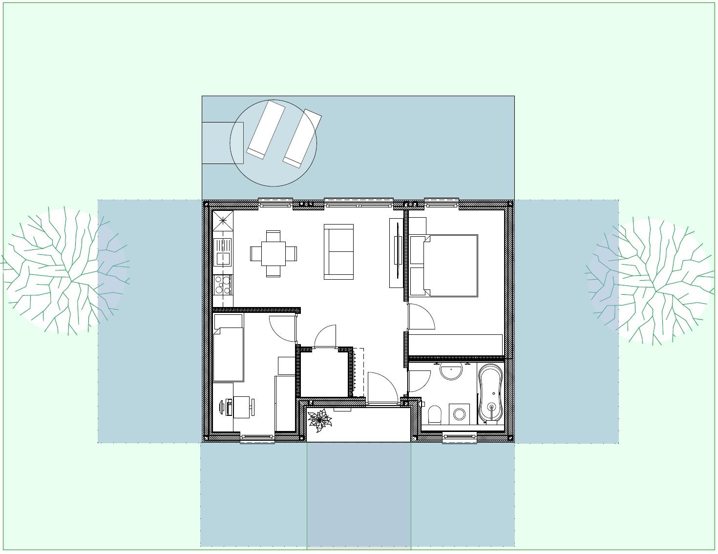 Haustypen Conhouse