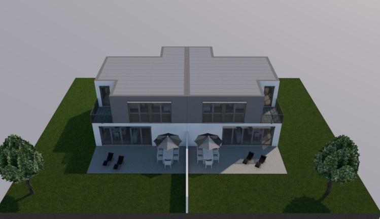 doppelhaus terasse